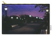 Park At Dusk Carry-all Pouch