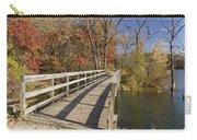 Park Bridge Autumn 2 Carry-all Pouch