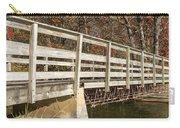 Park Bridge Autumn 3 Carry-all Pouch
