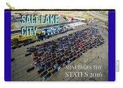 Park / Salt Lake City Rise/shine 1 W/text Carry-all Pouch