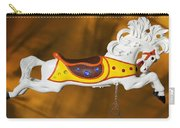 Parker Flying Carousel Horse 1 Carry-all Pouch