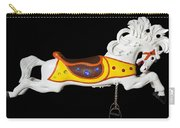 Parker Flying Carousel Horse 2 Carry-all Pouch