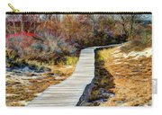 Parker River Nwr Boardwalk Carry-all Pouch
