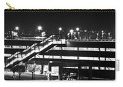 Parking Garage At Night Carry-all Pouch