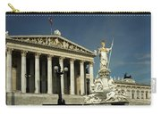 Parliament In Vienna Austria Carry-all Pouch