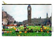 Parliament Square London Carry-all Pouch