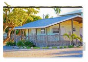 Parmer's Resort Cottage In Keys Sunset Glow Carry-all Pouch