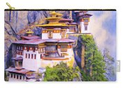 Paro Taktsang Monastery Bhutan Carry-all Pouch