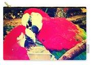 Parrot Couple Carry-all Pouch
