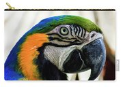 Parrot Head Carry-all Pouch