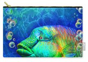 Parrotfish - Rainbow Spirit Carry-all Pouch