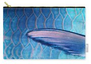 Parrotfish Scales Carry-all Pouch