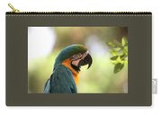 Parrot's Eye Carry-all Pouch