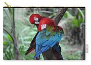 Parrots Carry-all Pouch