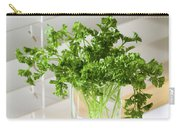 Parsley Bouquet Carry-all Pouch