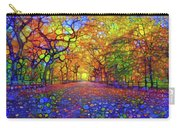Park In Autumn Carry-all Pouch