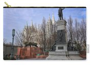 Part Of Temple Square Carry-all Pouch