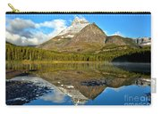 Partly Cloudy Fishercap Reflections Carry-all Pouch