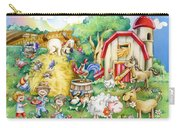 Party At The Farm Carry-all Pouch