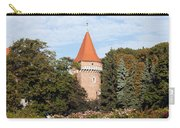 Pasamonikow Tower And Planty Park In Krakow Carry-all Pouch