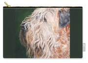 Pascal, Soft Coated Wheaten Terrier Carry-all Pouch