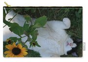 Passed Out Under The Daisies Carry-all Pouch