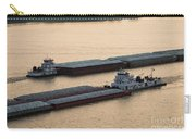 Passing Barges Carry-all Pouch