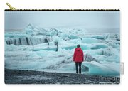 Passing Icebergs  Carry-all Pouch