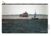 Passing Ships Carry-all Pouch