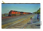 Passing Train Carry-all Pouch