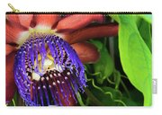 Passion Flower Ver. 12 Carry-all Pouch