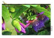 Passion Flower Ver. 14 Carry-all Pouch