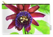 Passion Flower Ver. 5 Carry-all Pouch