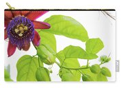 Passion Flower Ver. 9 Carry-all Pouch