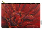 Passion II Carry-all Pouch by Nadine Rippelmeyer