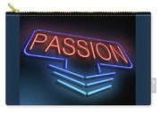 Passion Neon Concept. Carry-all Pouch
