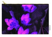 Passionate Blooms Carry-all Pouch
