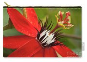 Passionate Flower Carry-all Pouch
