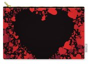 Passionate Love Heart Carry-all Pouch