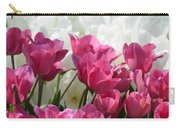 Passionate Tulips Carry-all Pouch