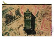 Past Letters In Post Carry-all Pouch
