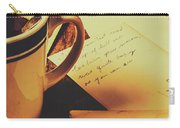 Past Postcard Preoccupations  Carry-all Pouch