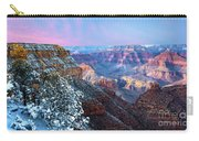 Pastel Canyon Carry-all Pouch by Susan Warren