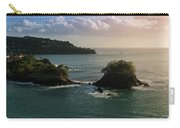 Pastel Caribbean Sunset Carry-all Pouch