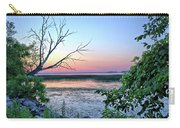 Pastel Clear Lake 3 Carry-all Pouch