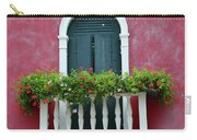 Pastel Colors Of Burano  Carry-all Pouch