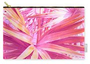 Pastel Dream In Pink Carry-all Pouch