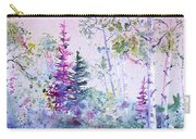 Pastel Forest Carry-all Pouch