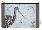 Pastel Limpkin Carry-all Pouch