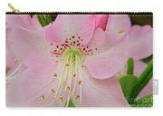 Pastel Pink  Azalea Carry-all Pouch